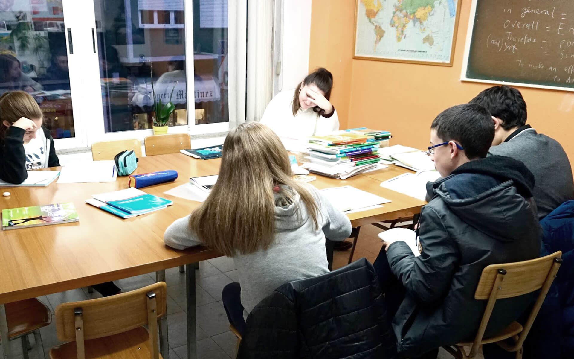 Academia de inglés para niños en Lugo