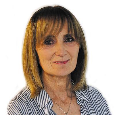 Profesora English Centre Lugo Rocio Hudges