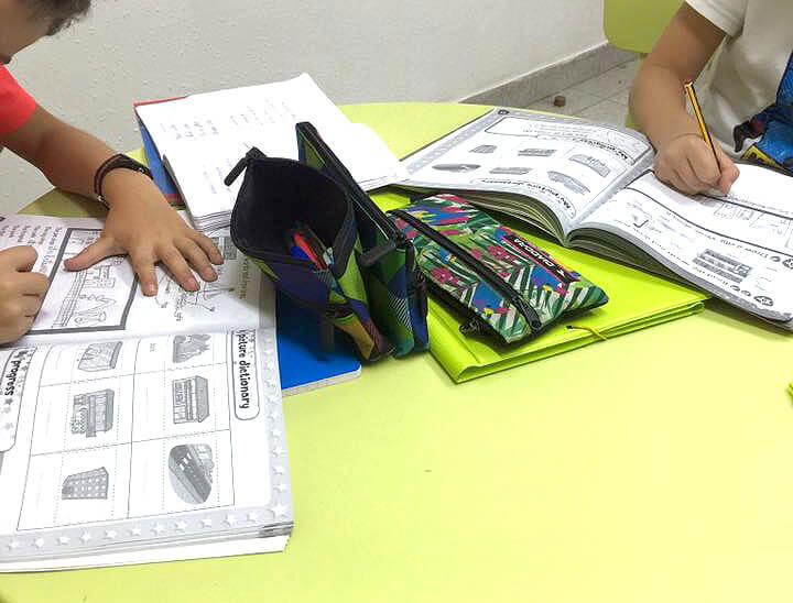 Curso de inglés para niños en Lugo